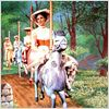 Mary Poppins : foto Julie Andrews, Robert Stevenson