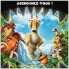 Ice Age 3: El origen de los dinosaurios : cartel Carlos Saldanha