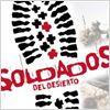 Soldados del desierto : cartel