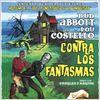 Abbott y Costello contra los fantasmas : cartel