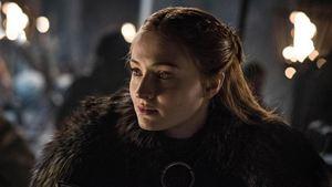 La peculiar reacción de Sophie Turner a la escena más polémica de Arya en