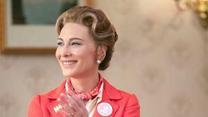 Cate Blanchett se ha hecho una herida en la cabeza con una motosierra, pero ya se encuentra bien