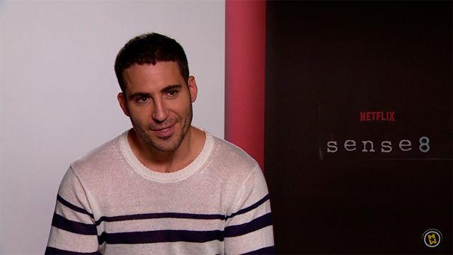 'Sense8': Miguel Ángel Silvestre nos habla de la esperada segunda temporada