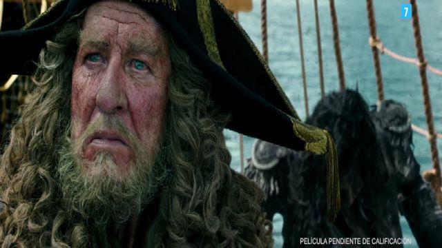 'Piratas del Caribe: La venganza de Salazar': Jack Sparrow está de vuelta en el tráiler de la Super Bowl