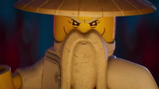 Mira un 'teaser' de 'The Lego Ninjago Movie' antes del tráiler de mañana