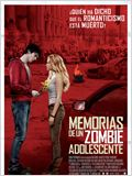 Memorias de un zombie adolescente