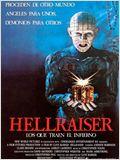 Hellraiser (Los que traen el infierno)