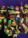Las Tortugas Ninja (2012)