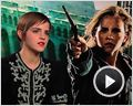 Emma Watson Interview : Harry Potter y las reliquias de la muerte: Parte 2