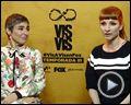 Foto : Maria Isabel Diaz, Najwa Nimri Interview : Vis A Vis