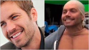 'Fast & Furious 7': Un vídeo de Paul Walker imitando a Vin Diesel se convierte en viral