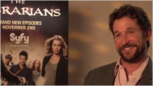 "Noah Wyle ('The Librarians'): ""No creo que Flynn sea como un 'Doctor Who' americano"""