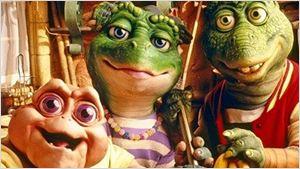 'Dinosaurios': ¿Quiénes eran los actores que se escondían bajo el disfraz?