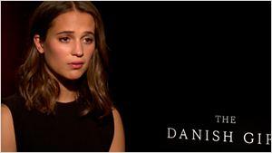 'La chica danesa': Entrevista EXCLUSIVA en vídeo con Alicia Vikander