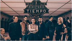 La segunda temporada de 'El Ministerio del Tiempo' ya tiene fecha de estreno