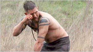 'Taboo': Tom Hardy desnudo en las imágenes del rodaje de su nueva serie