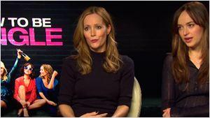 'Mejor... solteras': Entrevistamos a Dakota Johnson, Leslie Mann, Rebel Wilson y Alison Brie