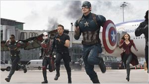 'Capitán América: Civil War' espera recaudar 175 millones de dólares en su primer fin de semana