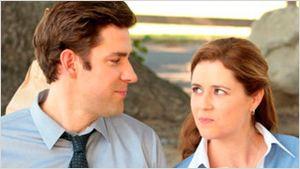 'The Office': John Krasinski y Jenna Fischer se reúnen tras el final de la serie
