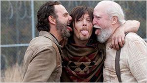 'The Walking Dead': ¿Qué tuvieron que hacer los protagonistas para conseguir el papel?