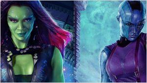 'Vengadores: Infinity War': ¿Detendrán Gamora y Nébula a Thanos en la película?