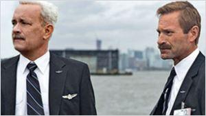 'Sully': Primera imagen oficial de Tom Hanks y Aaron Eckhart en lo nuevo de Clint Eastwood
