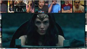 'Wonder Woman': Mira este vídeo con reacciones de gente al tráiler de la Comic-Con