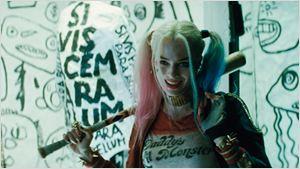 'Escuadrón suicida': Los protagonistas se convierten en adorables 'stickers' de Facebook