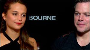 """Matt Damon: """"Intentar ser 'Jason Bourne' a los 45 años es un trabajo a jornada completa"""""""