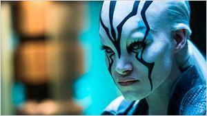 """Sofia Boutella ('Star Trek: Más allá'): """"Para transformarme en Jaylah tenía que pasar cuatro horas en la sala de maquillaje"""""""