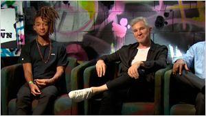 'The Get Down': Entrevistamos al creador Baz Luhrmann, a Jaden Smith y al productor Nelson George