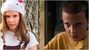 'Stranger Things': el radical cambio de look de Millie Bobby Brown para transformarse en Eleven