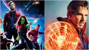 'Doctor Strange (Doctor Extraño)': Revelada la posible conexión con 'Guardianes de la Galaxia vol. 2'
