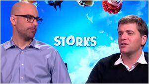 """Nicholas Stoller ('Cigüeñas'): """"Quería hacer una película que pudieran ir a ver mis hijas"""""""