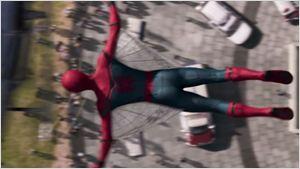 'Spider-Man: Homecoming': Tony Stark mejora el traje de Peter Parker en el primer 'teaser'