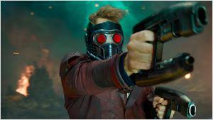 'Guardianes de la Galaxia Vol. 2': Star-Lord y Drax, listos para la acción en la nueva imagen