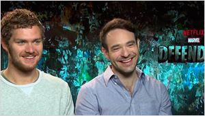 'The Defenders': Entrevista a Charlie Cox y a Finn Jones por la serie que reúne a Daredevil, Iron Fist, Jessica Jones y Luke Cage