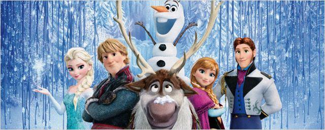 ABC prepara un especial de 'Frozen' para 2017