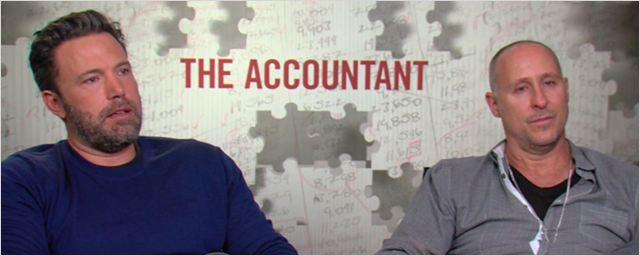 """Ben Affleck ('El contable'): """"Cuanto más complicado es un papel, más importante es trabajar con un buen director"""""""