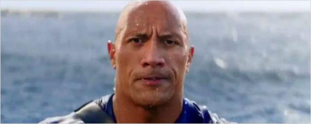 'Los vigilantes de la playa': Dwayne Johnson comparte un 'teaser' de la película que anuncia el estreno del primer tráiler