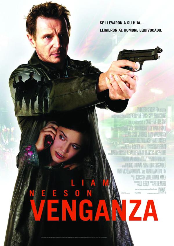 Venganza - Película 2008 - SensaCine.com