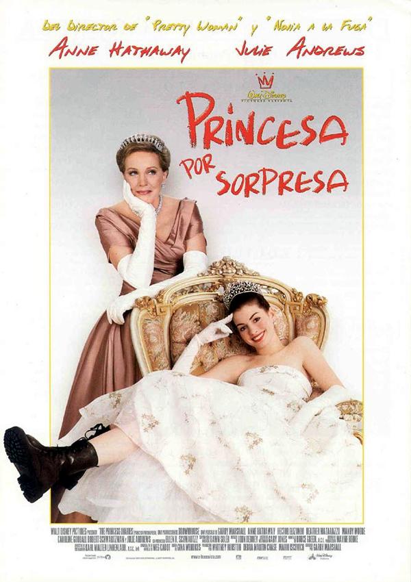 la pelicula princesa por sorpresa 2: