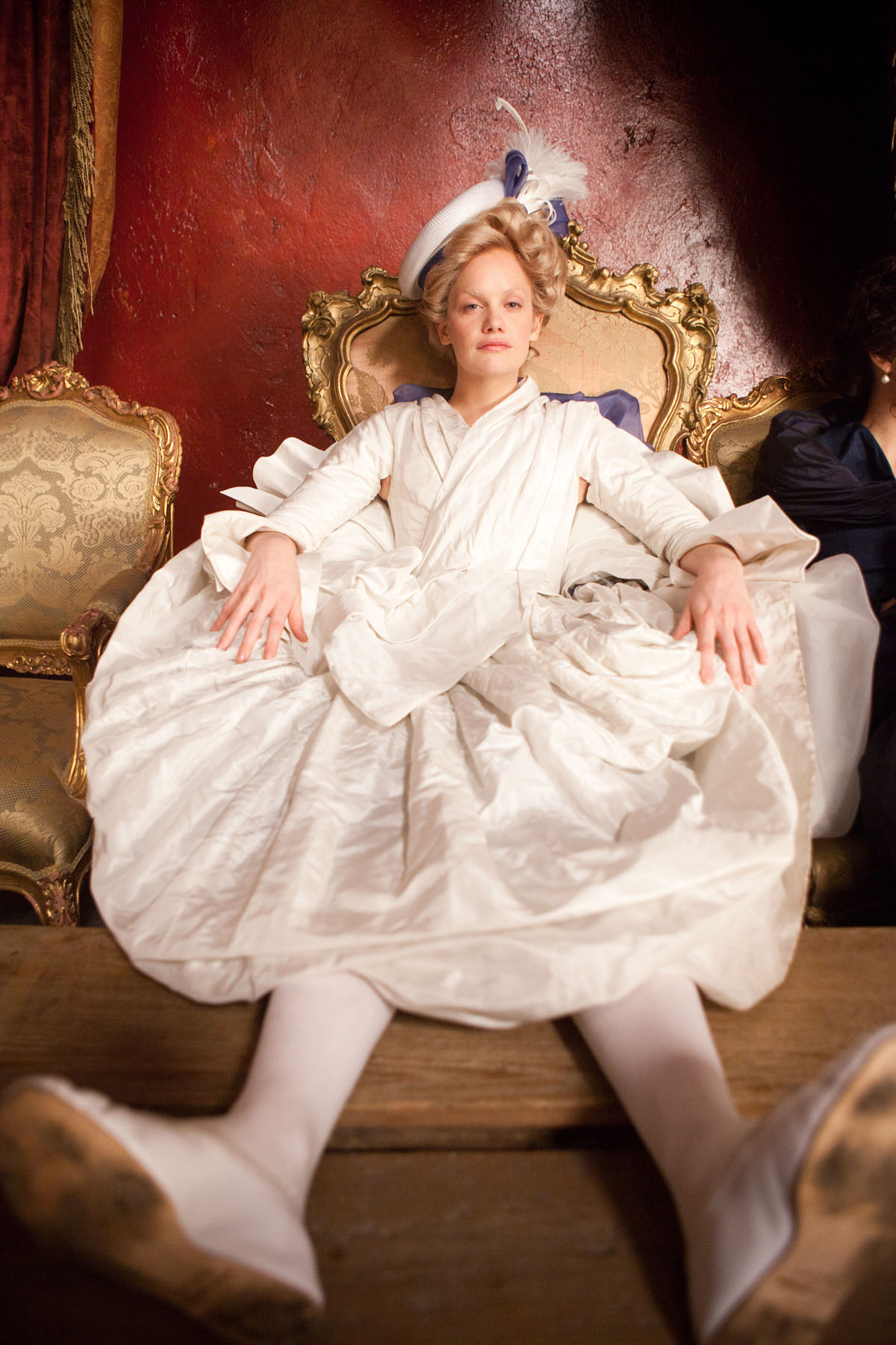 Foto de Alicia Vikander en la película Anna Karenina