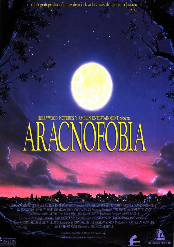 Aracnofobia - Película 1990 - SensaCine.com
