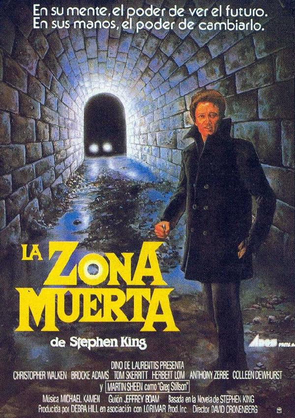 Peliculas y miniseries basadas en obras de Stephen King.
