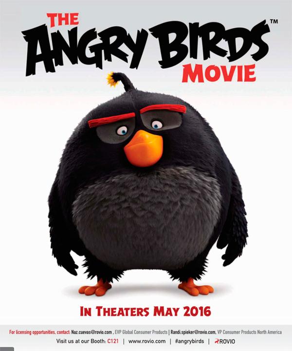 Angry Birds: La Pelicula (2016) [DVDRip] [Latino] [1 Link] [MEGA]