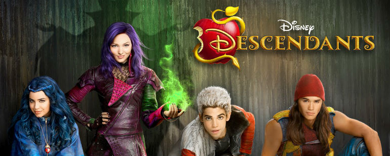 Descendants, la película protagonizada por los hijos de los villanos de Disney