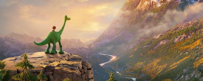 'El viaje de Arlo': nuevo clip de la última de Disney·Pixar
