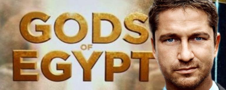 'Gods of Egypt': Primer y épico póster protagonizado por Gerard Butler