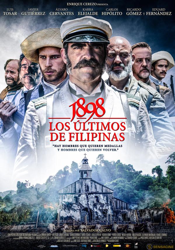 1898. Los últimos de Filipinas 550245